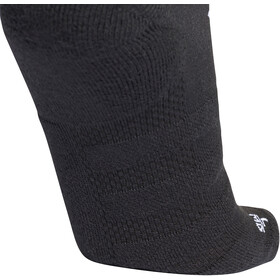 adidas Alphaskin Ankle Lightweight Chaussettes Homme, black/white